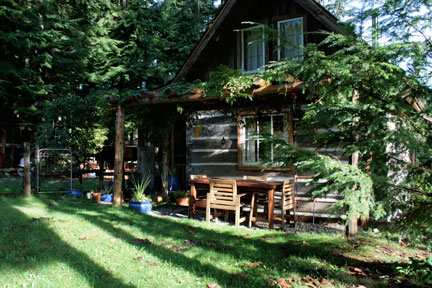 Post image for Our Little Log Cabin has been Featured at Motherearthnews.com!