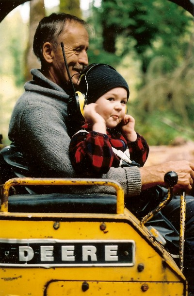 Post image for Modern Homesteading Mentors – My Dad