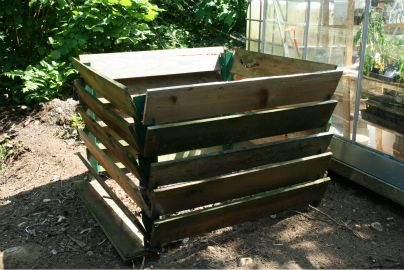 Post image for Rural Composting Mini Review – Lee Valley Composter Bracket Set
