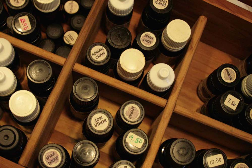 Essential Oils on the Homestead