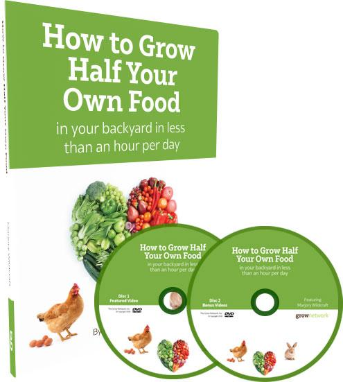 Grow Half Your Own Food